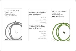 branding illustration for community educator vancouver