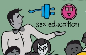 plug and socket metaphor queer positive sex education